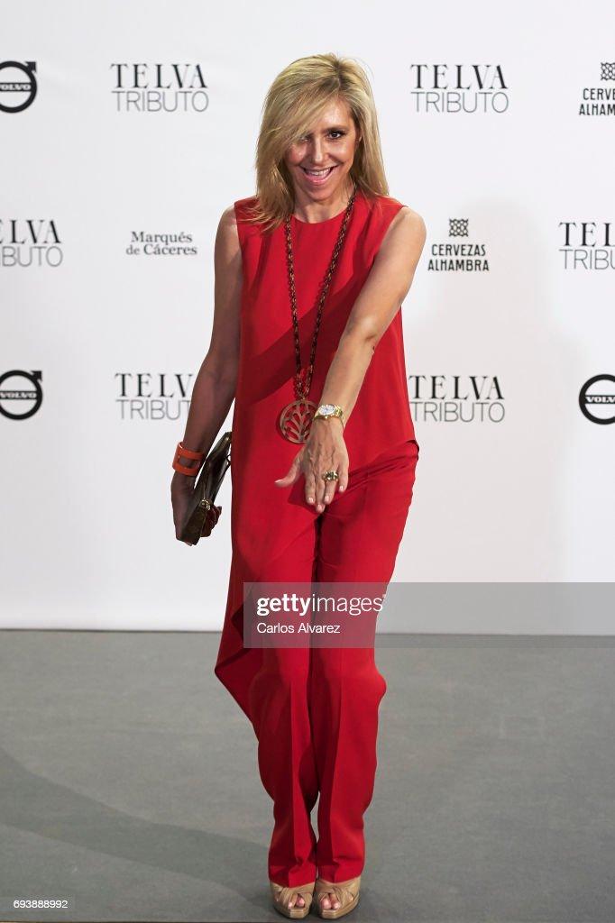 Paco Rabanne Tribute Gala By Telva in Madrid