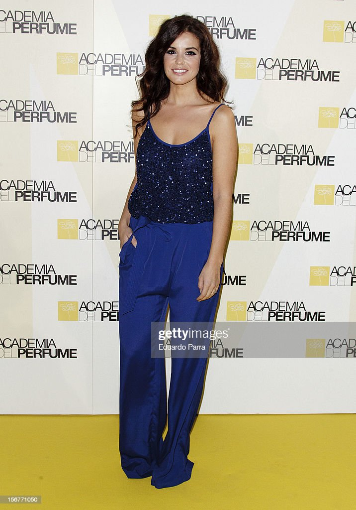 Marta Torne attends Academia del perfume awards photocall at Casa de America on November 20, 2012 in Madrid, Spain.