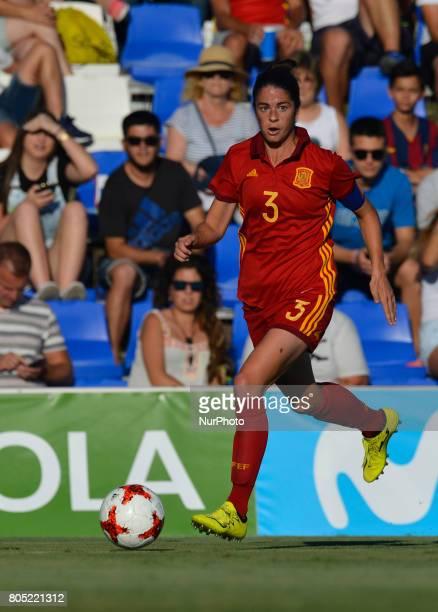Marta Torrejon during a friendly match between the national women's teams of Spain vs Belgium in Pinatar Arena Murcia Spain Friday June 30 2017