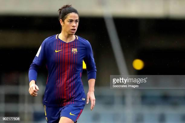Marta Torrejon Moya of FC Barcelona Women during the Iberdrola Women's First Division match between FC Barcelona v Levante at the Ciutat Esportiva...