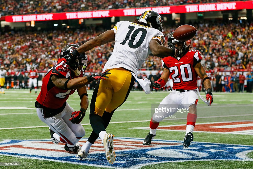 Pittsburgh Steelers v Atlanta Falcons