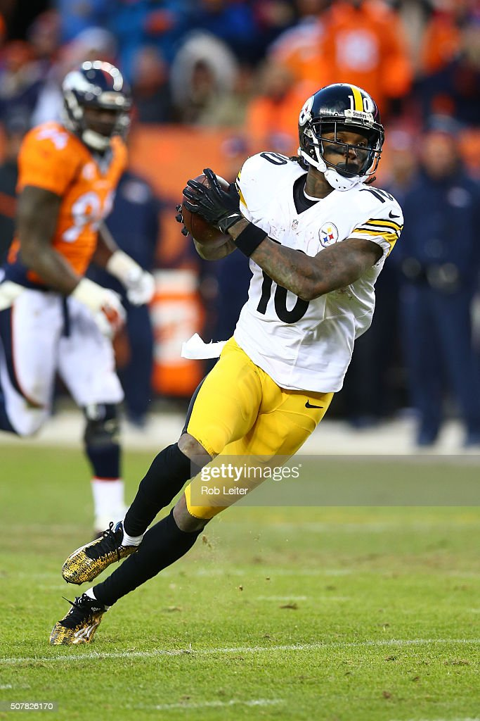Pittsburgh Steelers v Denver Broncos : News Photo