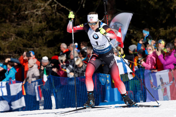 ITA: IBU World Championships Biathlon Antholz-Anterselva - Men 12.5 km Pursuit Competition