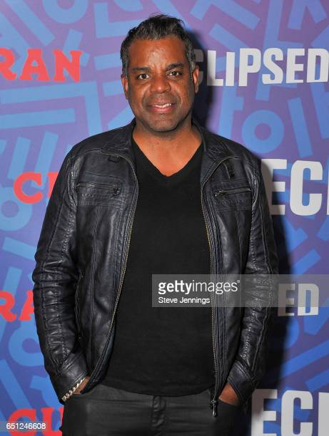 Martel Toler attends the celebration of Women's History Month on it's Opening Night of Eclipsed at the Curran Theater on March 9 2017 in San...