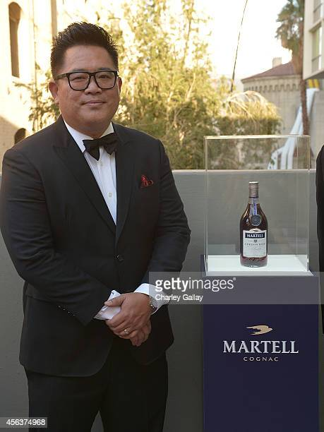 Martell Cognac sponsored the 21st Annual APEX Gala and announced the Martell Icons of Inspiration Awards honoring entrepreneur Stephen Liu and...