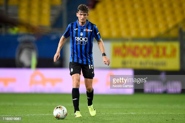 Marten de Roon of Atalanta BC in action during the Serie A football match between Atalanta BC and Torino FC Torino FC won 32 over Atalanta BC