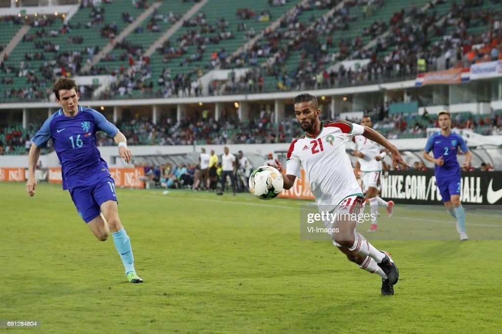 "Friendly match""Morocco v Netherlands"" : News Photo"