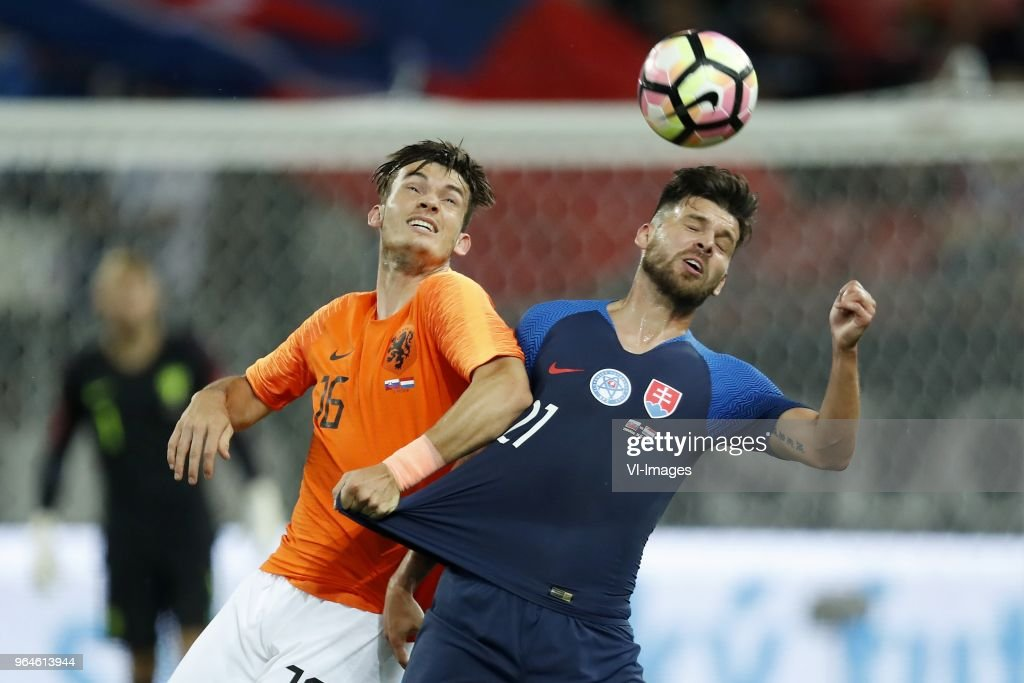 "International friendly match""Slovakia v The Netherlands"" : News Photo"