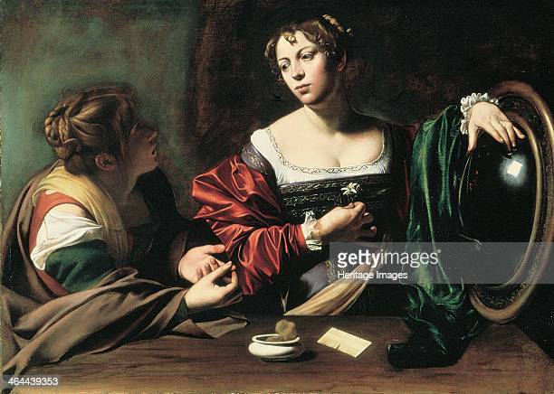 Martha and Mary Magdalene c 1598 Found in the collection of the Detroit Institute of Art