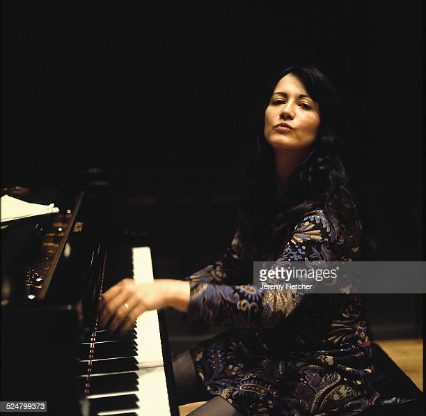 Martha Argerich London United Kingdom 1971
