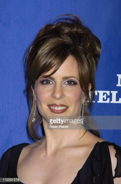 Martha Byrne during 31st Annual NATAS Daytime Emmy Craft Awards at The Marriott Marquis Hotel in New York, New York, United States.
