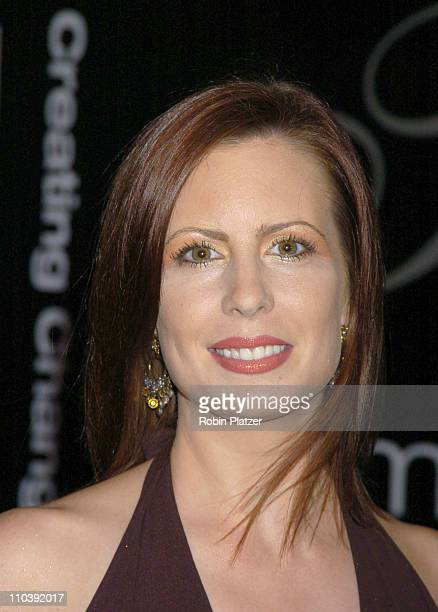 Martha Byrne from As The World Turns during American Women in Radio Television 30th Annual Gracie Allen Awards at New York Marriot Marquis Hotel in...