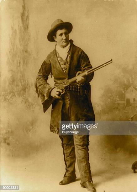 Martha Canary Calamity Jane General Crook's Scout