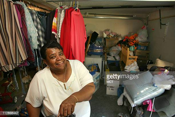 Martha Clark of Kansas City North thinks of herself as a packrat Every few weeks she fills and refills her garage with furniture and toys and clothes...