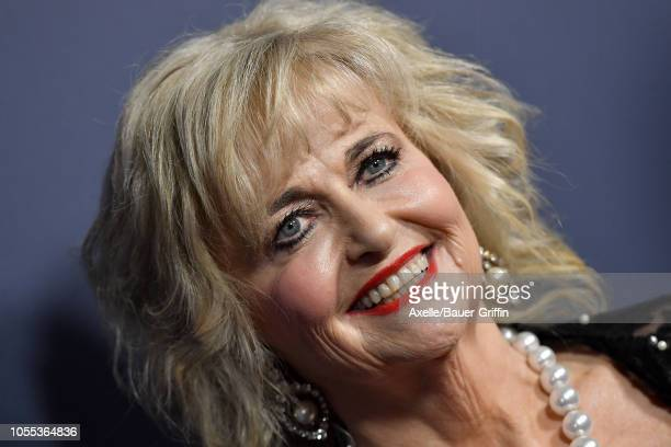Martha Conley attends the premiere of Focus Features' 'Boy Erased' at Directors Guild of America on October 29, 2018 in Los Angeles, California.