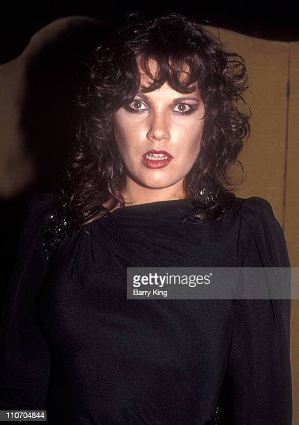 Martha Davis of The Motels during 2nd Annual American Video Awards at Wilshire Ebell Theater in Los Angeles California United States