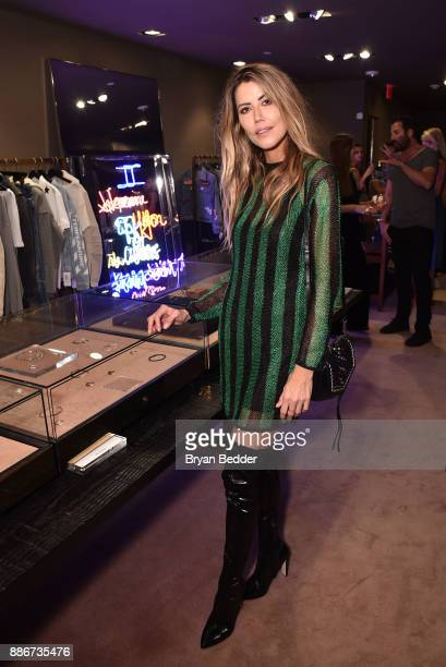 Martha Graeff attends the Maor Cohen and Olivia Steele collaboration for Art Basel Miami Beach at The Webster on December 5 2017 in Miami Florida