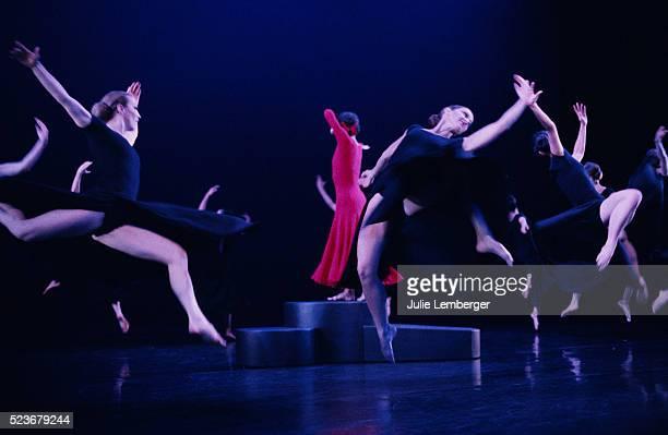 Martha Graham Dance Company Performers