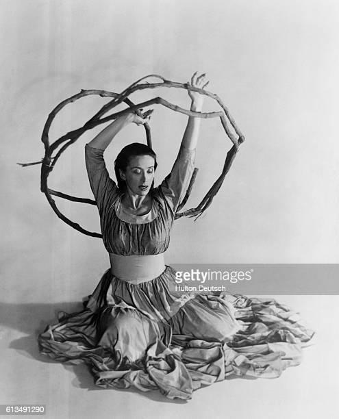 Martha Graham in Salem Shore American dancer teacher choreographer