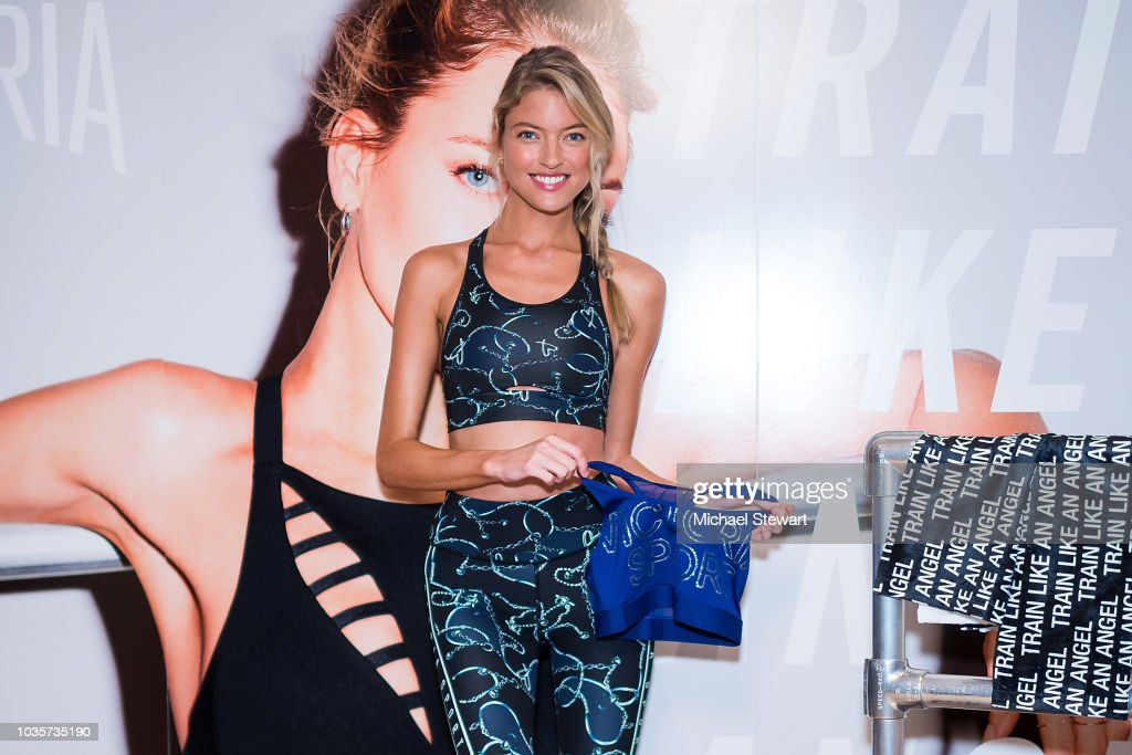Train Like An Angel With Martha Hunt