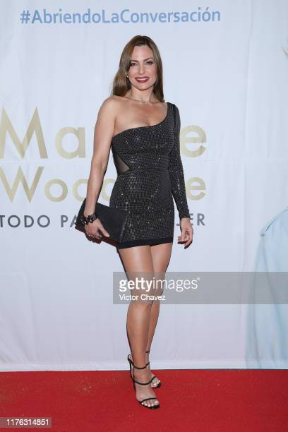 Martha Julia attends the Todo Para La Mujer 30th Anniversary Red Carpet at Live Aqua hotel on October 16 2019 in Mexico City Mexico