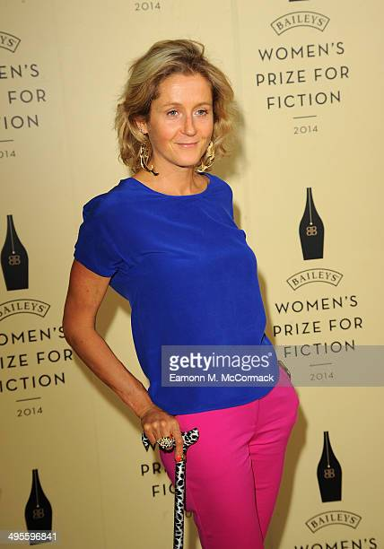 Martha Lane Fox arriving at the 2014 Baileys Women's Prize for Fiction Winner's Announcement Ceremony at the Royal Festival Hall on June 4 2014 in...