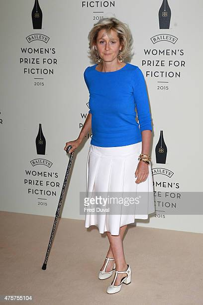 Martha Lane Fox Attends the Baileys Women's Prize for Fiction Awards Ceremony at The Clore Ballroom on June 3 2015 in London England