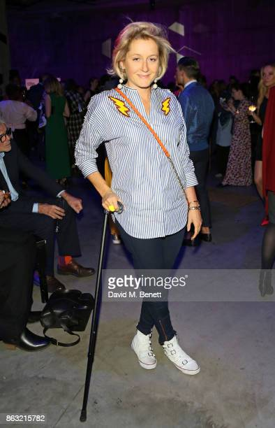 Martha Lane Fox attends The London Evening Standard's Progress 1000 London's Most Influential People in partnership with Citi on October 19 2017 in...