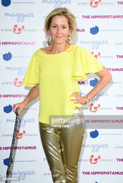 Martha Lane Fox attends the UK gala screening of The Hippopotamus at The Mayfair Hotel on May 31 2017 in London England