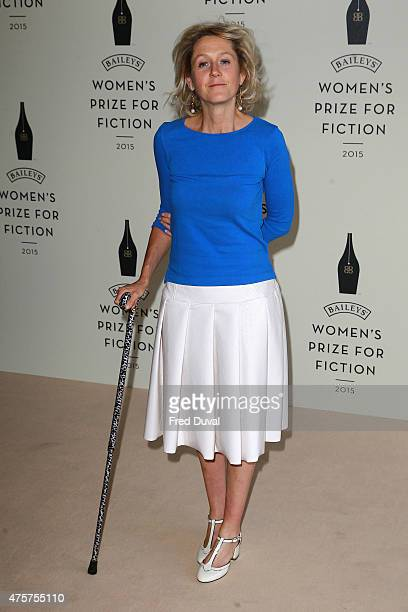 Martha LaneFox Attends the Baileys Women's Prize for Fiction Awards Ceremony at The Clore Ballroom on June 3 2015 in London England