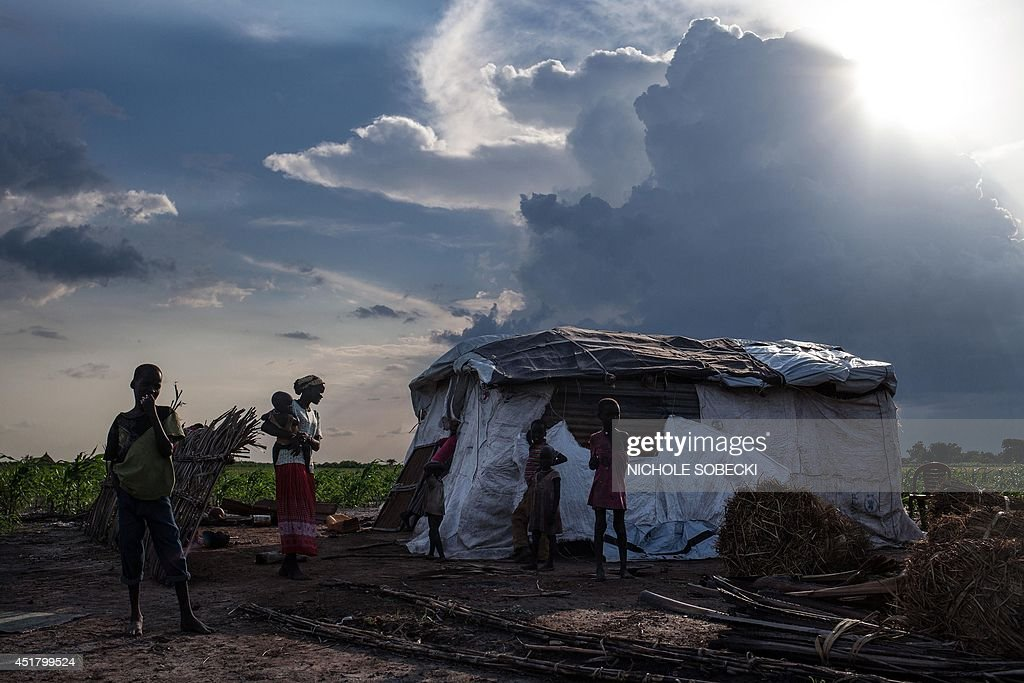 SSUDAN-UNREST-CRISIS : News Photo