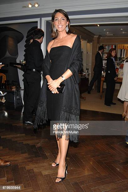 Martha O'Brien attends BERGDORF GOODMAN hosts a Book Signing for Jeffrey Bilhuber's Book Defining Luxury at Bergdorf Goodman on October 16 2008 in...