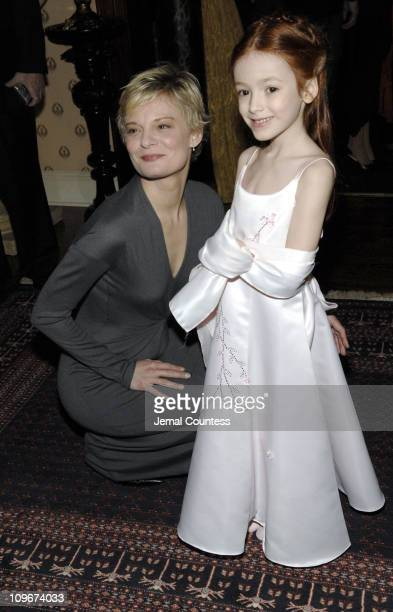 Martha Plimpton and Vivien Kells during Opening Night Afterparty for Tom Stoppard's production of 'The Coast of Utopia Part Three Salavage' at...