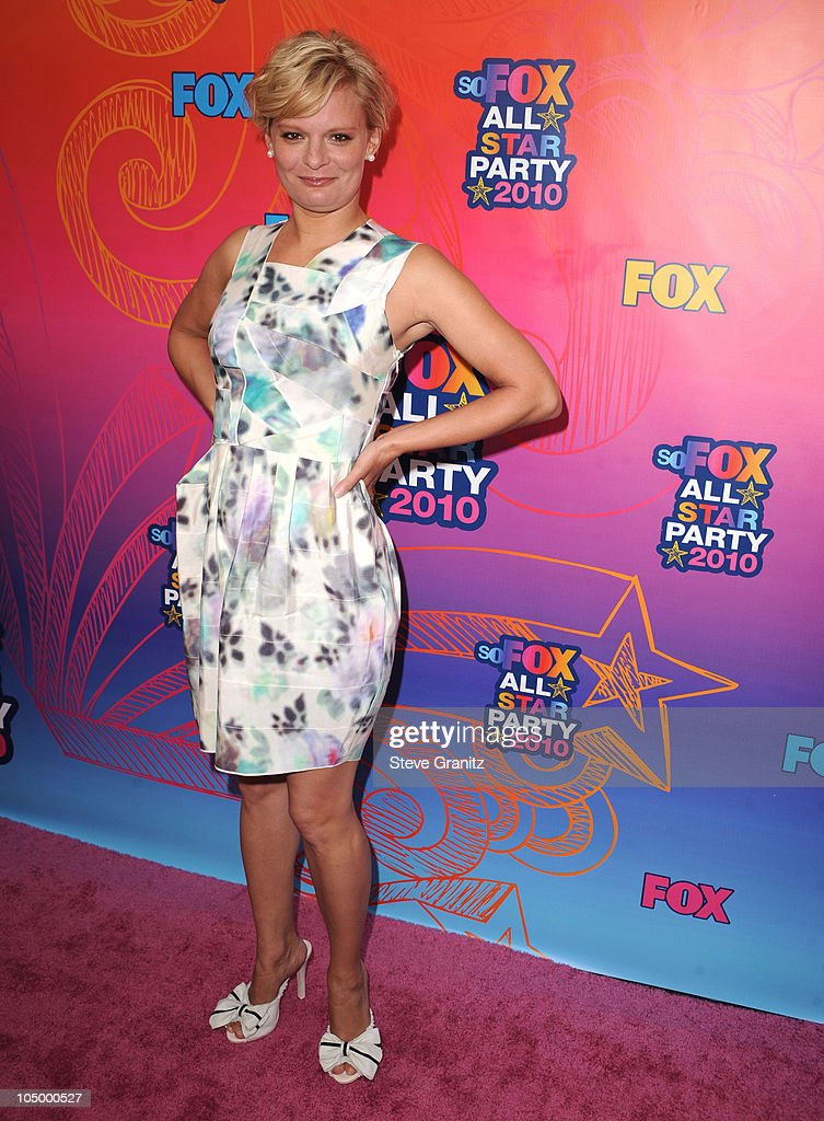 Martha Plimpton arrives at the FOX 2010 Summer TCA All-Star Party on August 2, 2010 in Santa Monica, California. at Pacific Park .