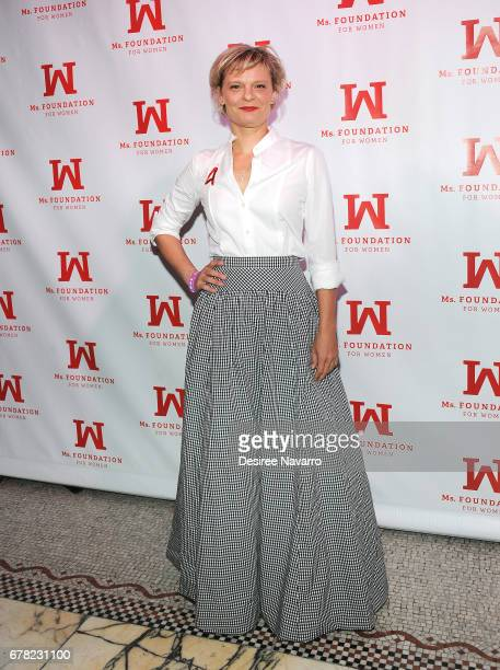 Martha Plimpton attends Ms Foundation for Women 2017 Gloria Awards at Capitale on May 3 2017 in New York City