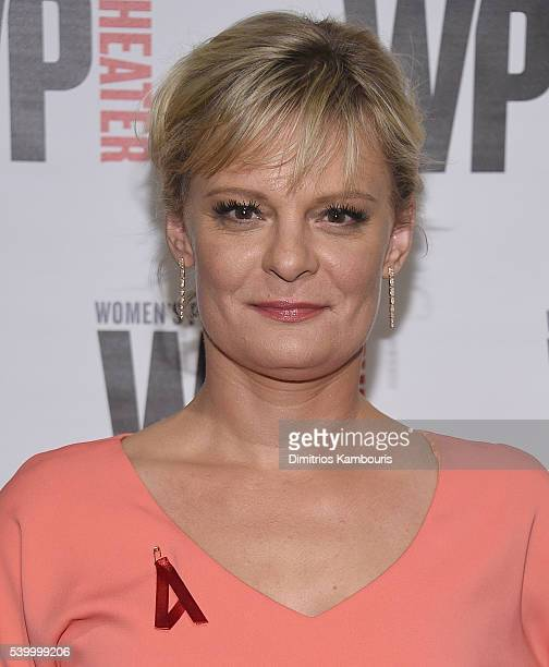 Martha Plimpton attends the 2016 Women Of Achievement Awards Gala at Edison Ballroom on June 13 2016 in New York City
