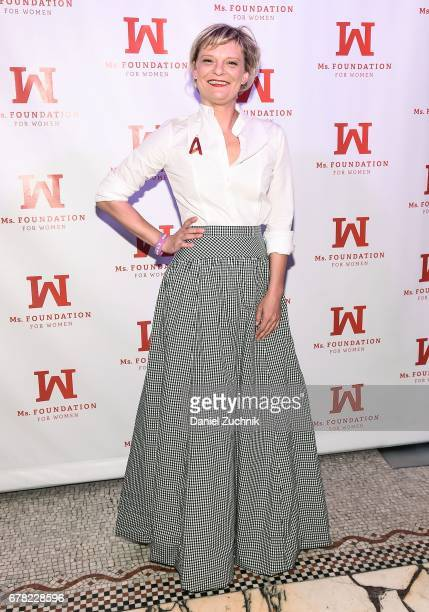 Martha Plimpton attends the Ms Foundation for Women 2017 Gloria Awards Gala at Capitale on May 3 2017 in New York City