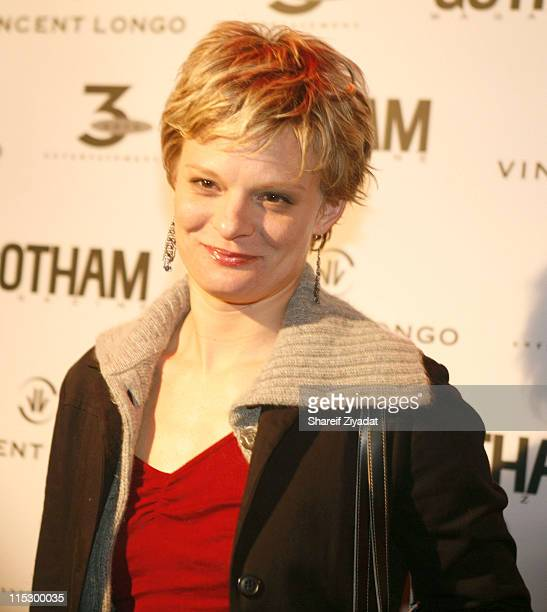 Martha Plimpton during Gotham Magazine Party May 16 2006 at Stereo in New York City New York United States