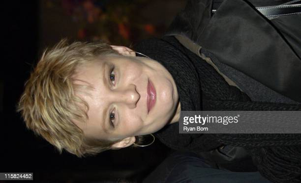Martha Plimpton during 'Huff' Season 2 Premiere New York Preview Screening at The Museum of Television and Radio in New York City New York United...
