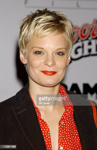 Martha Plimpton during 'Kill Bill Volume 1' New York Premiere and After Party at Ziegfeld Theater in New York City New York United States