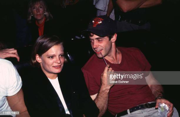 Martha Plimpton during Martha Plimpton at Club USA 1994 at Club USA in New York City New York United States