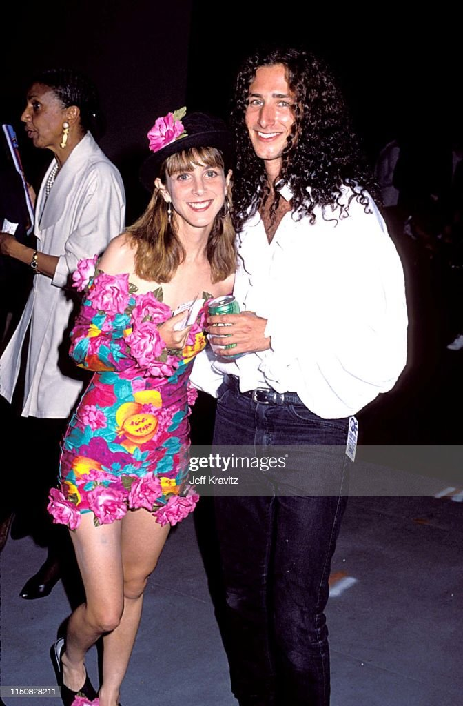Martha Quinn at the 1990 MTV Video Music Awards at in Los