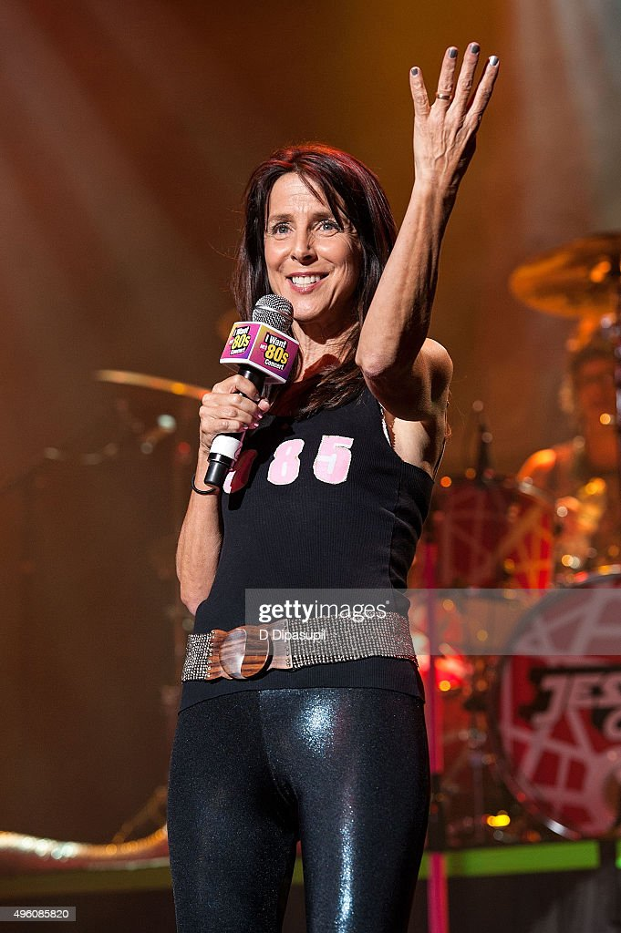 Martha Quinn hosts the 'I Want My 80's' concert at The Theater at Madison Square Garden on November 6, 2015 in New York City.