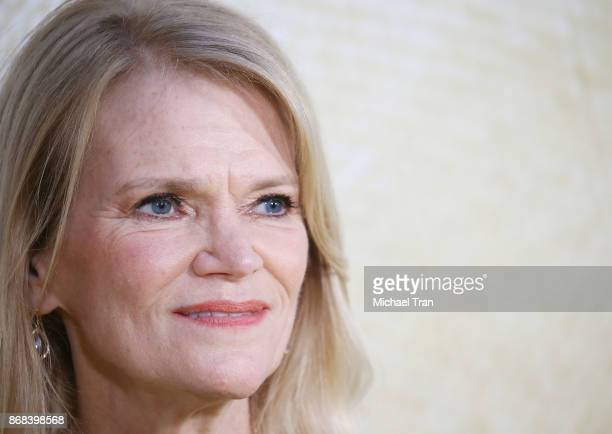 Martha Raddatz arrives at the Los Angeles premiere of National Geographic's The Long Road Home held at Royce Hall on October 30 2017 in Los Angeles...