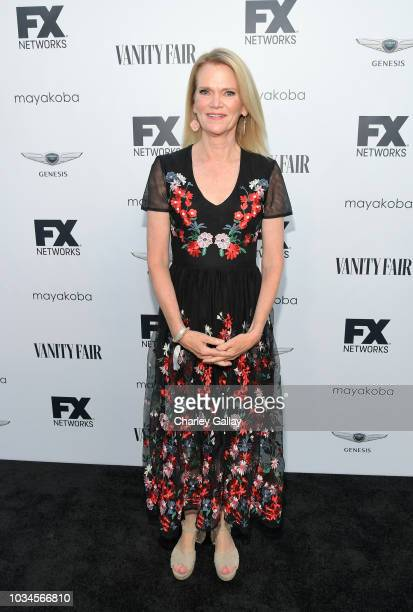 Martha Raddatz attends FX Networks celebration of their Emmy nominees in partnership with Vanity Fair at Craft on September 16 2018 in Century City...