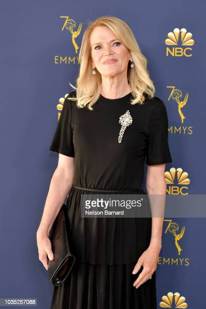 Martha Raddatz attends the 70th Emmy Awards at Microsoft Theater on September 17 2018 in Los Angeles California