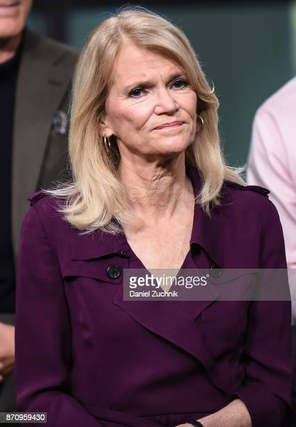 Martha Raddatz attends the Build Series to discuss the miniseries 'The Long Road Home' at Build Studio on November 6 2017 in New York City