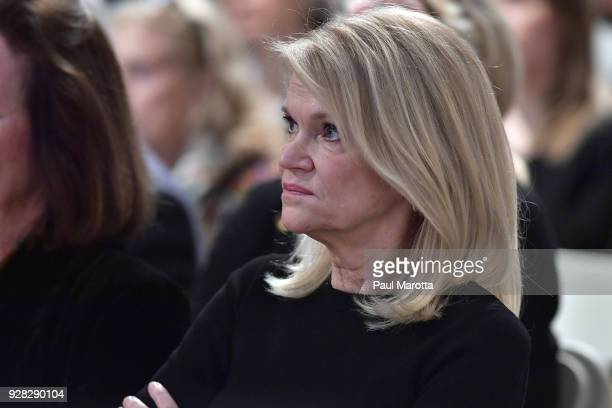 Martha Raddatz receives the Goldsmith Career Award for Excellence in Journalism at Harvard University' Shorenstein Center on Media Politics and...