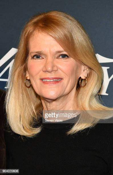 Martha Raddatz visits Variety's inaugural Salute To Service at Cipriani 25 Broadway on January 11 2018 in New York City