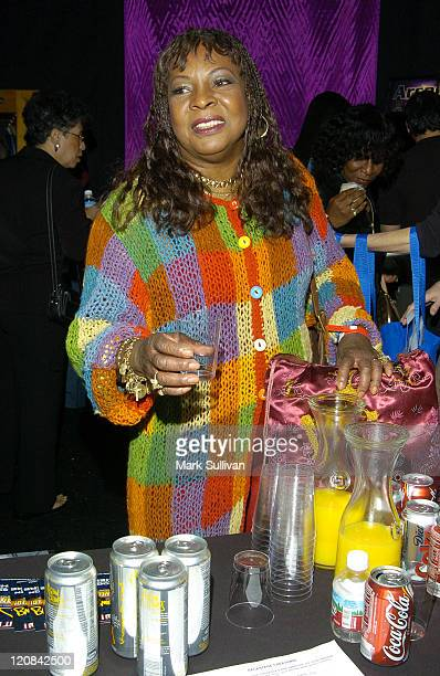 Martha Reeves in Backstage Creations Talent Retreat at 2004 Motown 45 Special